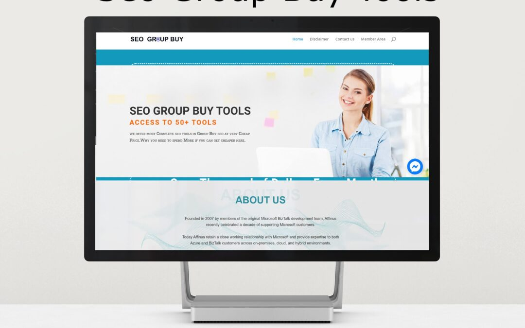 what is seo group buy?